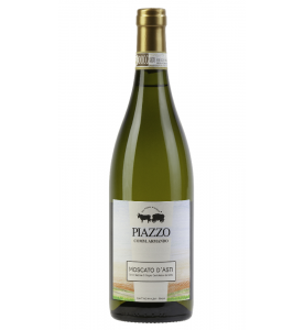 Piazzo, Moscato d'Asti, DOCG, 2019 (Case of 12)