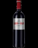 Le Baron de Brane, 2nd wine of Ch. Brane Cantenac, 2014