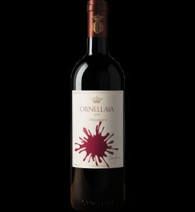 Ornellaia, Bolgheri Rosso, DOC, 2012